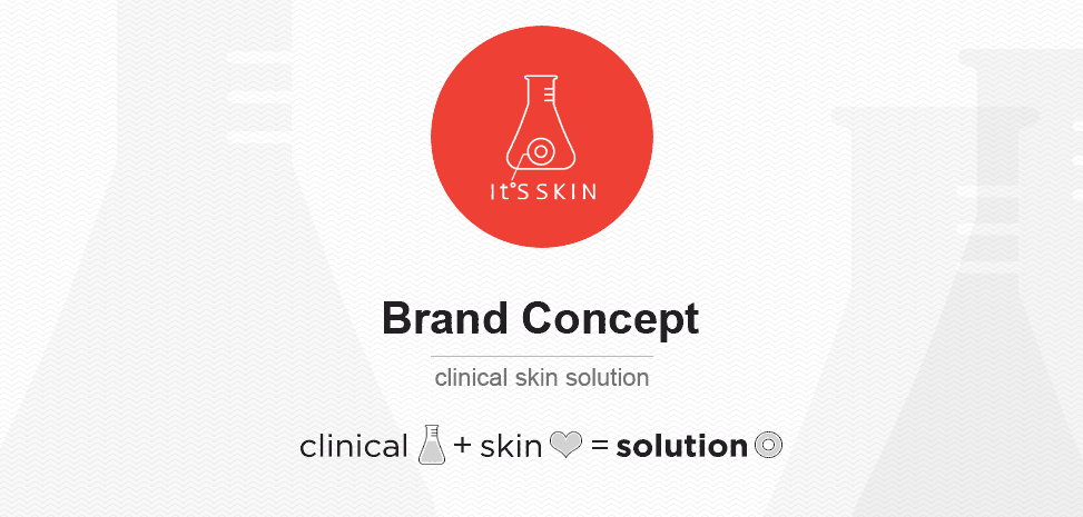 Ingredients contained in cosmetic products produce good effects for each skin type. Finding an optimal ratio and combination of ingredients that can produce the best effects are as important as using good ingredients. It's Skin develops good ingredients and has its own technology of combining ingredients to produce optimal skin solutions.