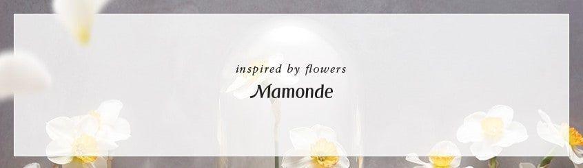 Thương hiệu mamonde chuyên sử dụng hoa làm nguyên liệu.