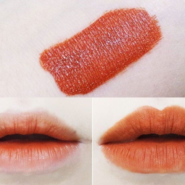 3CE Soft Lip Lacquer Tawny Red