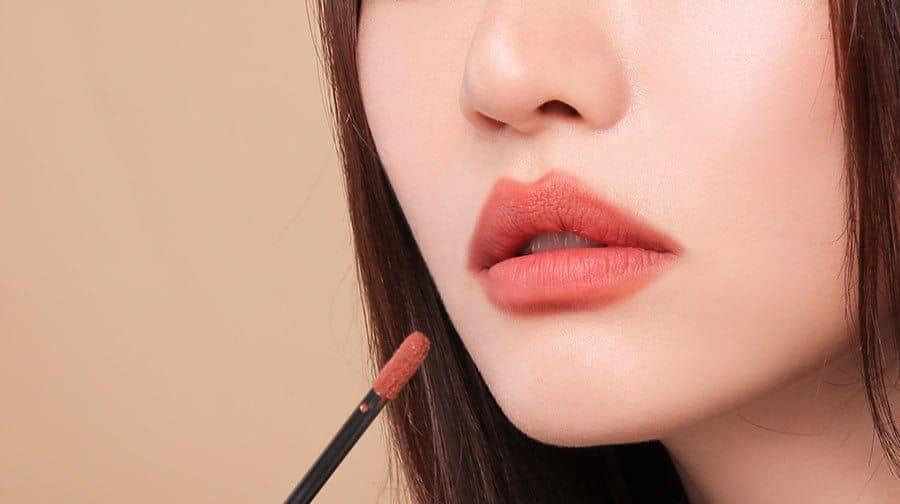 Son 3CE Velvet Lip Tint Going Right – Cam Hồng Đất