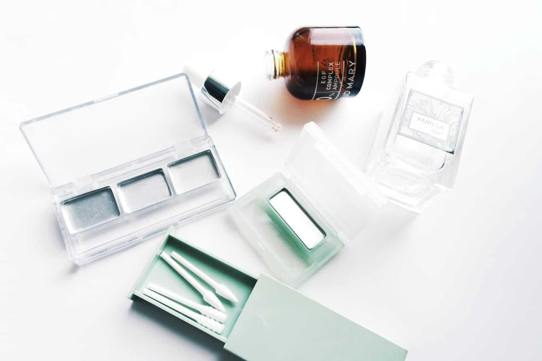Tái chế vỏ hộp mỹ phẩm