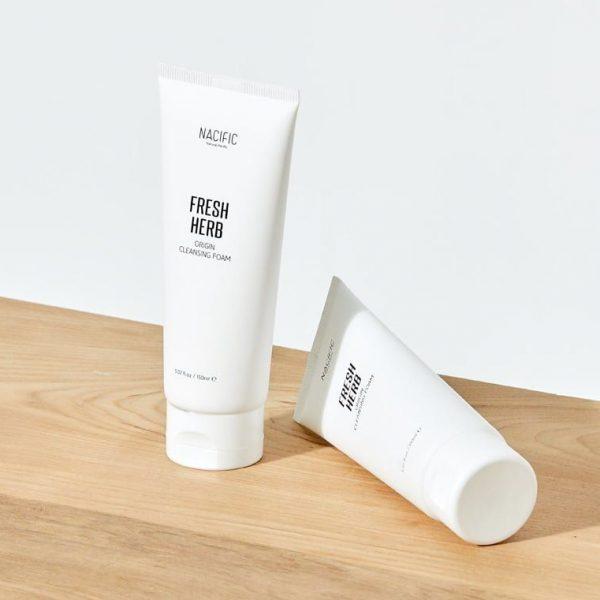 Nacific-Fresh-Herb-Origin-Cleansing-Foam