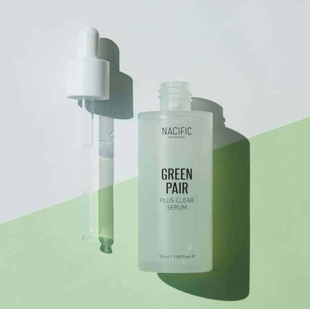 Nacific Greenpair Plus Clear Serum