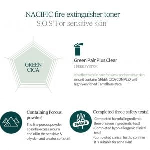 Nacific Greenpair Plus Clear Toner 2