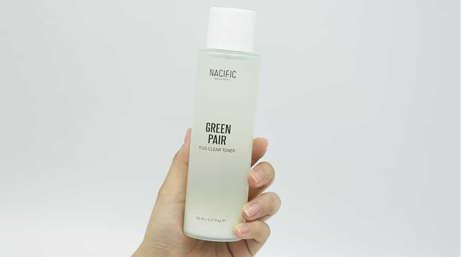 Nacific Green Pair Plus Clear Toner