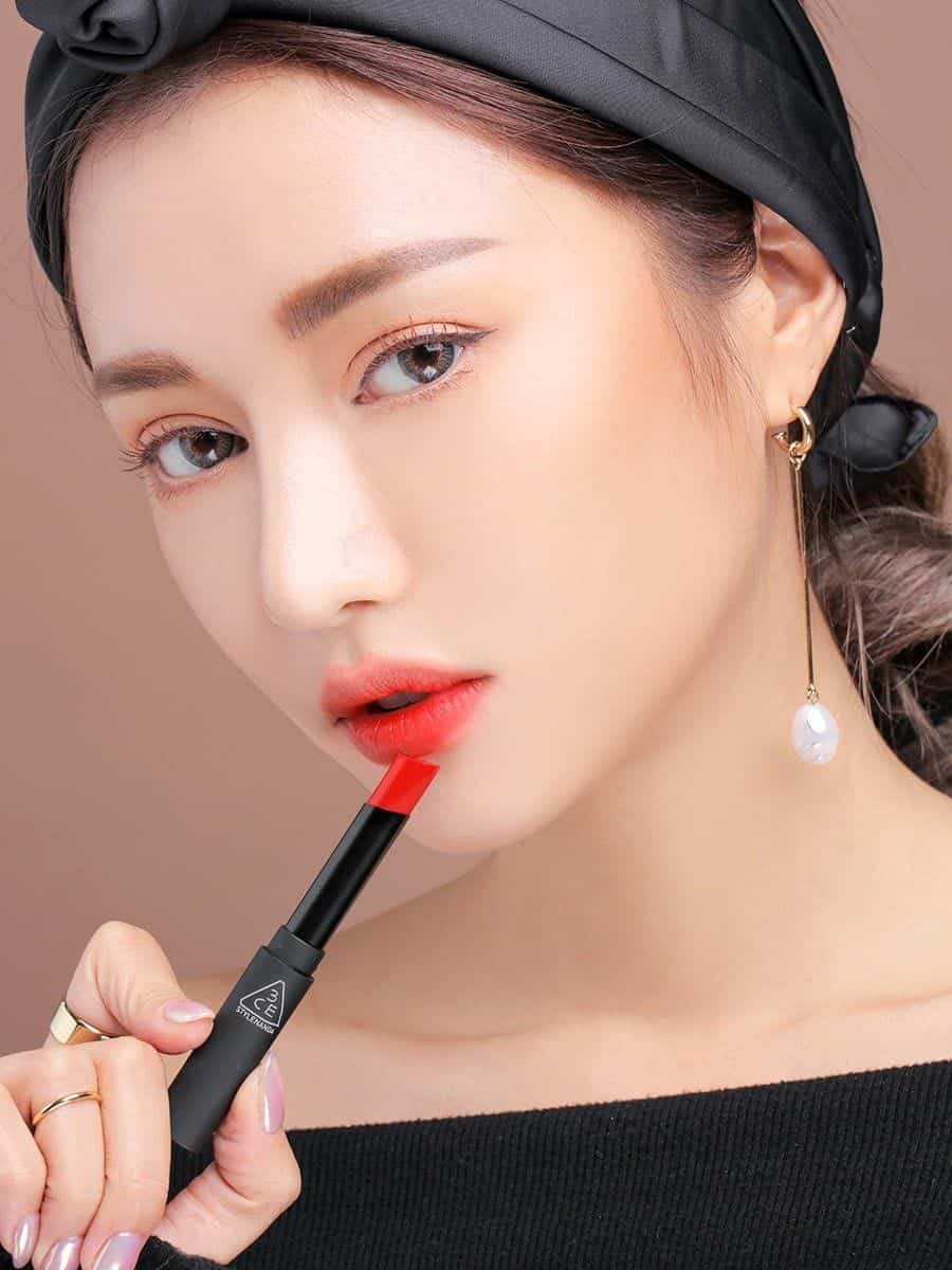 3CE Slim Velvet Lip Color Vermilion