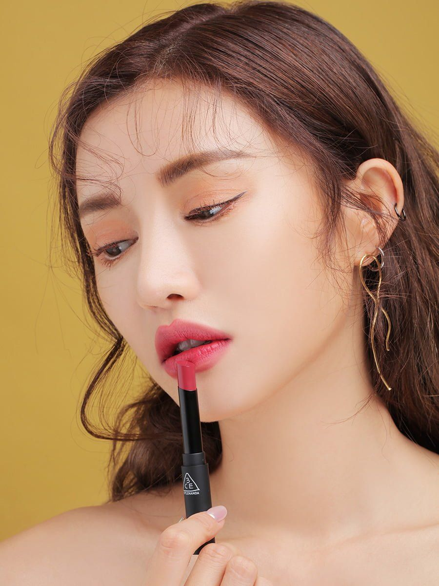 3CE Slim Velvet Lip Color Kalanchoe