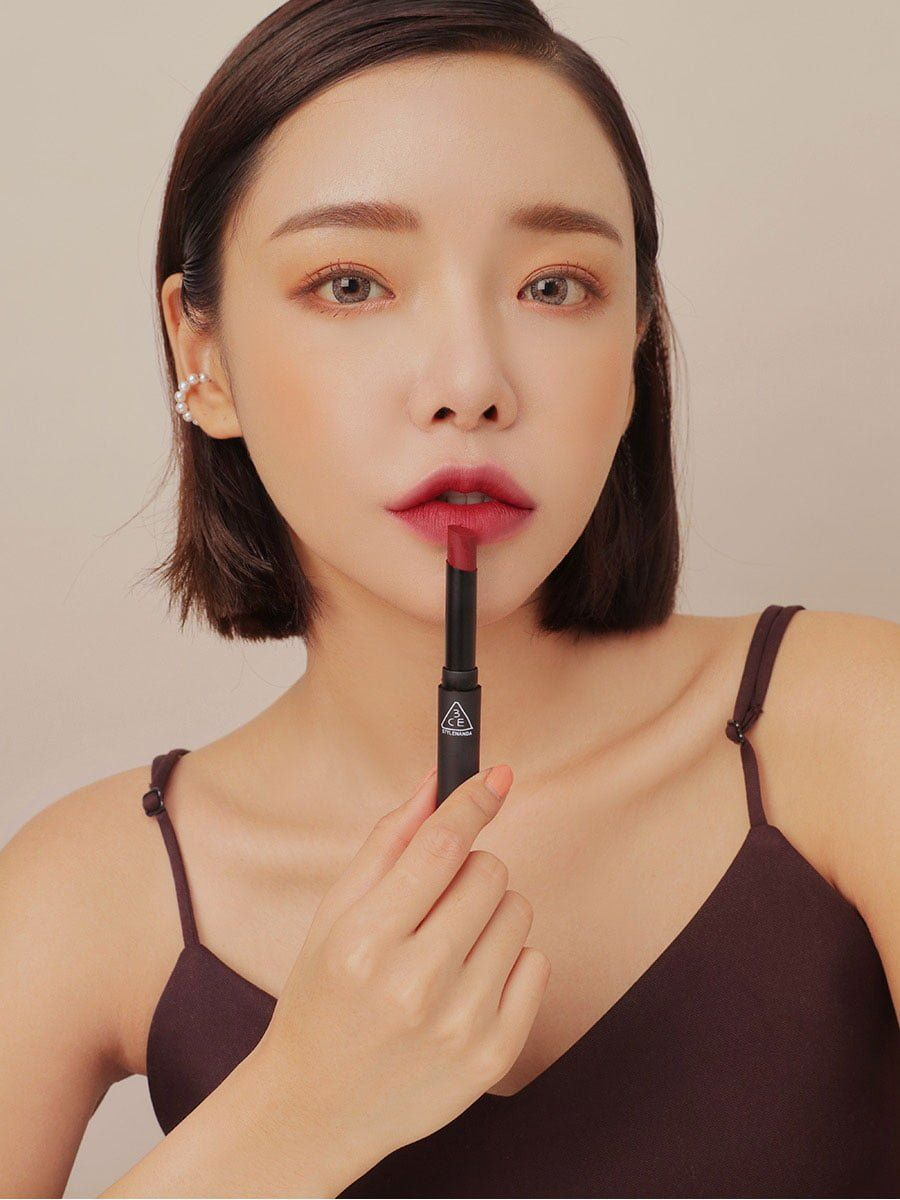 3CE Slim Velvet Lip Color Plain