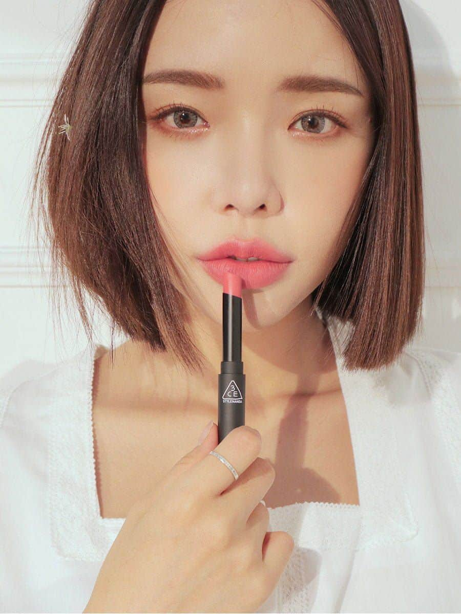 3CE Slim Velvet Lip Color Vanilla Pink