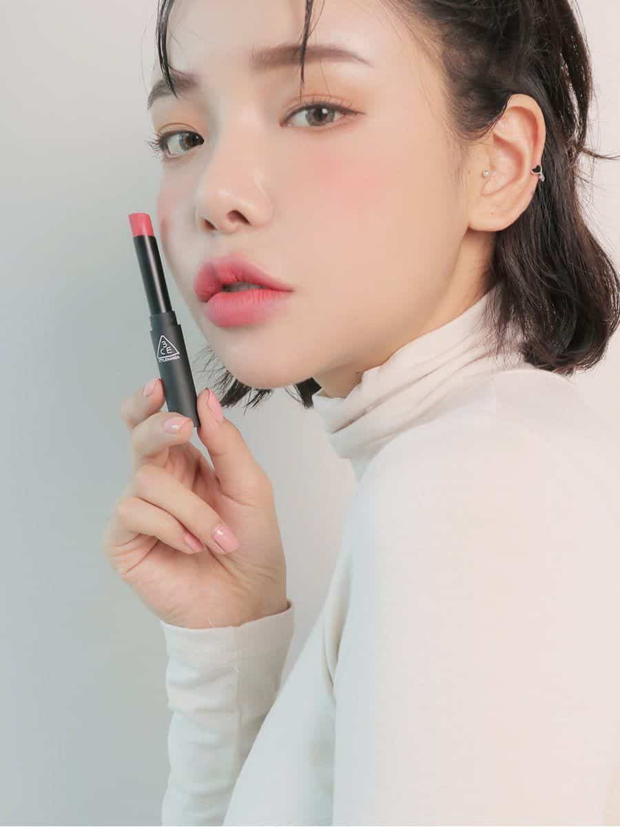 3CE Slim Velvet Lip Color Sand Lily