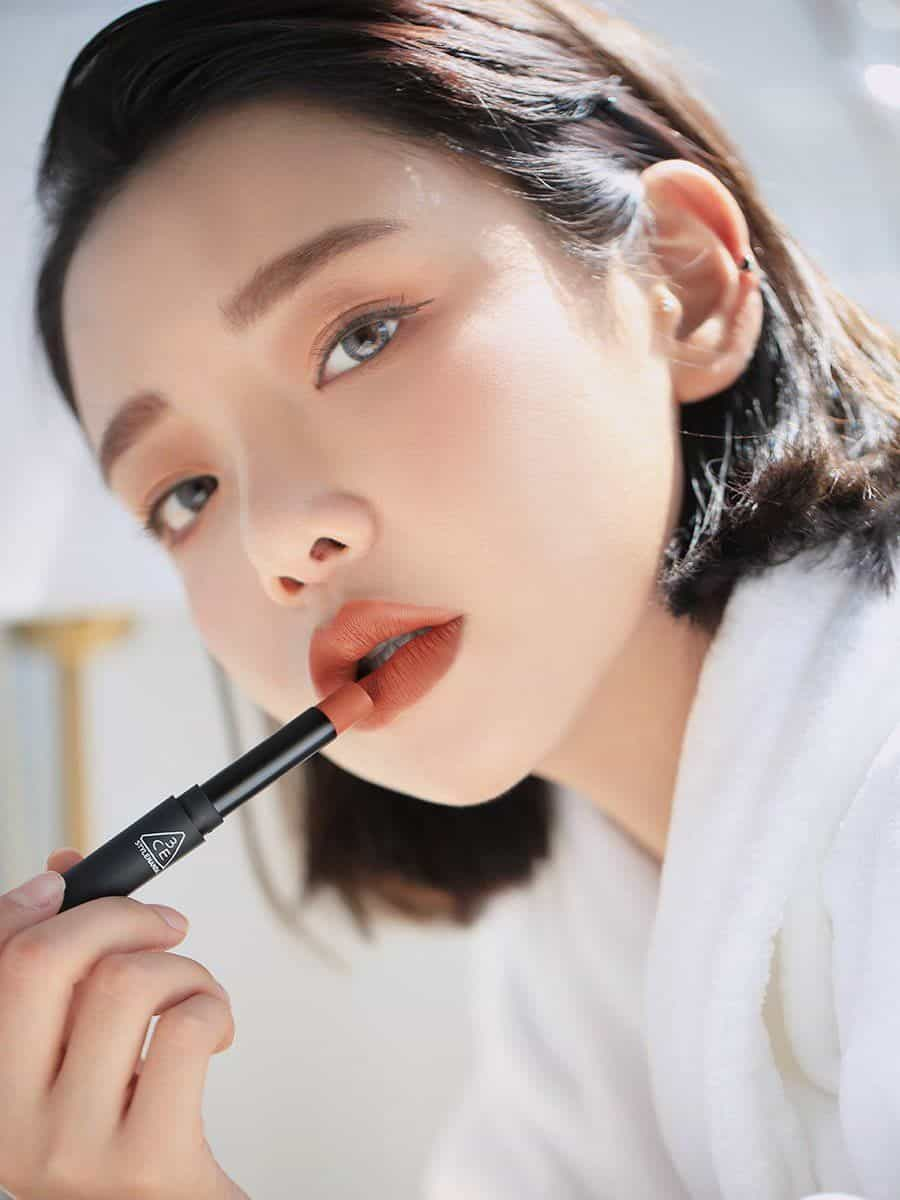 3CE Slim Velvet Lip Color Simple Stay