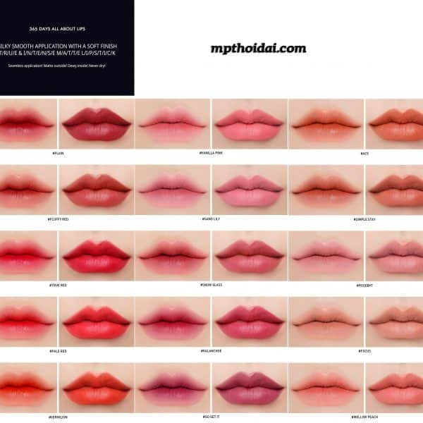 3CE Slim Velvet Lip Color