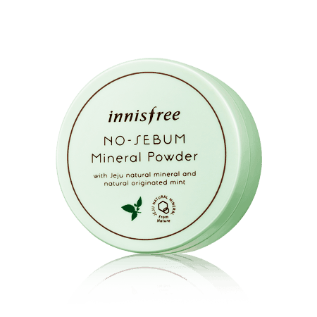 InnisFree No Sebum Mineral Powder