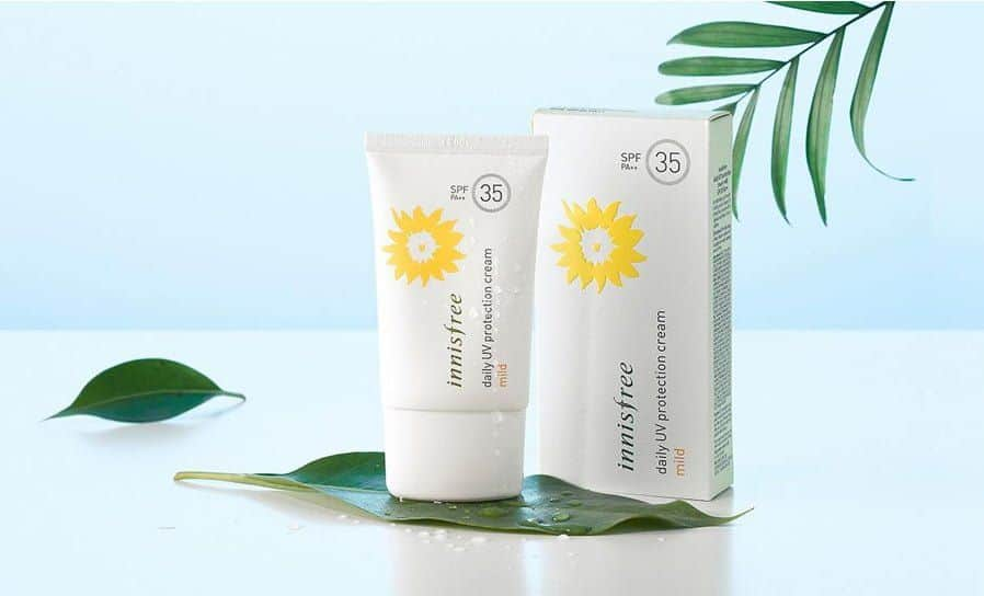 Innisfree Daily UV ProTection Cream Mild