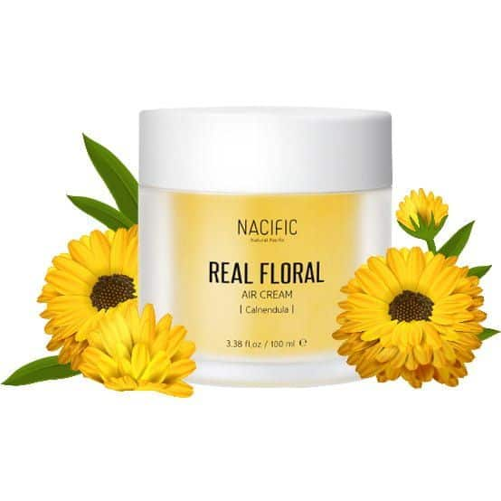 Nacific-Real-Calendula-Floral-Air-Cream