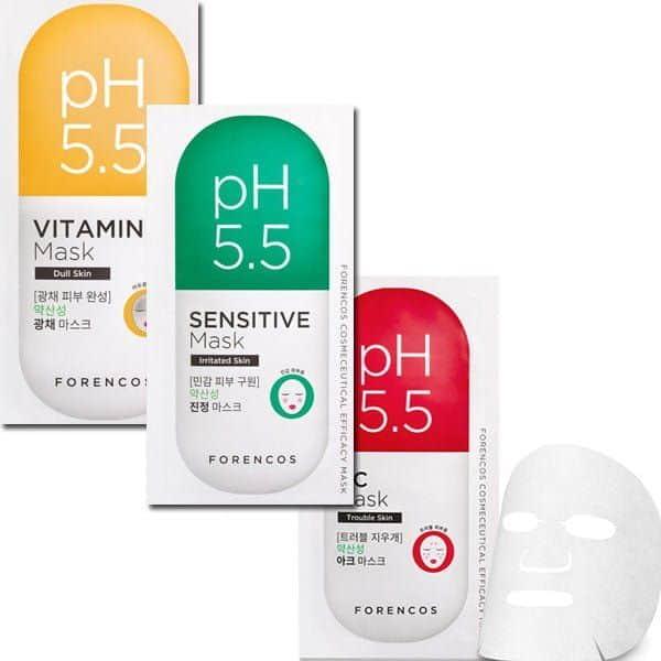 Forencos Efficacy Vitamin Mask 2