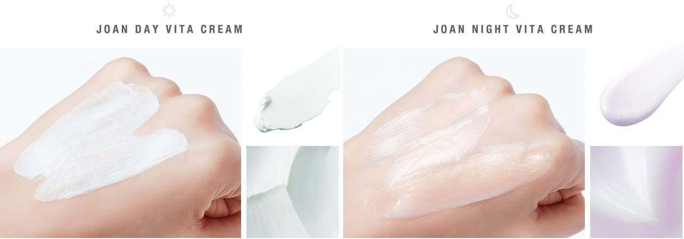 Neogen Vita Duo Cream có kết cấu mỏng nhẹ, không để lại cảm giác bóng dầu khi dùng.