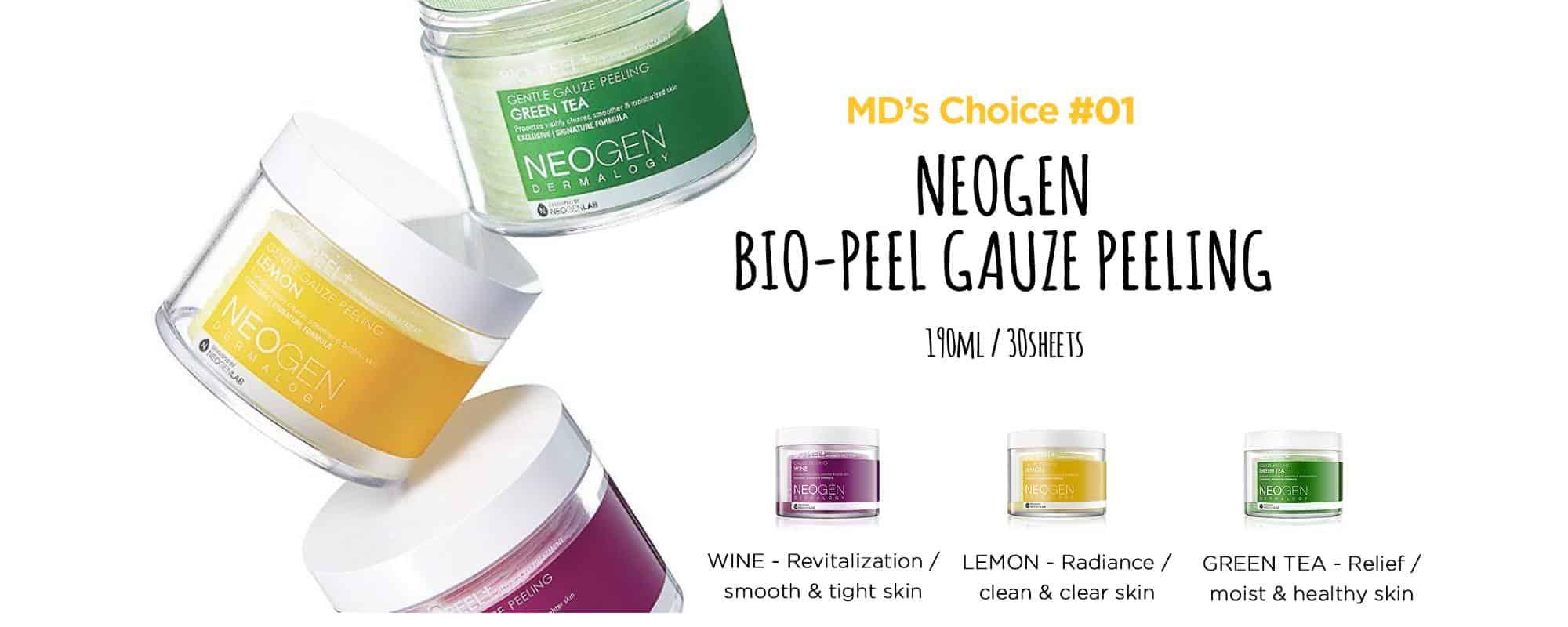 NEOGEN Bio Peel Gentle Gauze Peeling 1