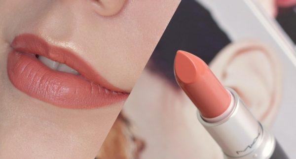 MAC Matte Lipstick - Kinda Sexy 2