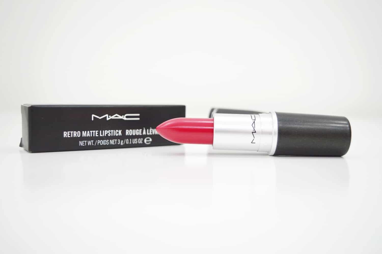 MAC Retro Matte Lipstick - All Fired Up 2